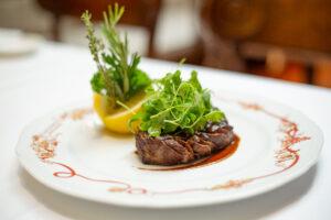 Fleischgericht Cantinetta Antinori